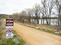 Image for Stower Seven Lakes State Trail
