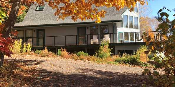 Fall at Artesian House Bed & Breakfast