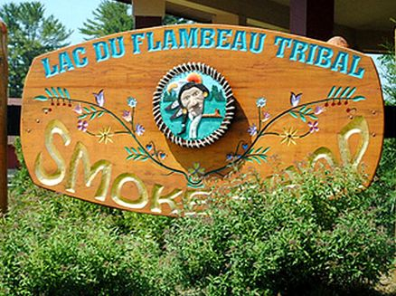 Image for Lac du Flambeau Smoke Shop
