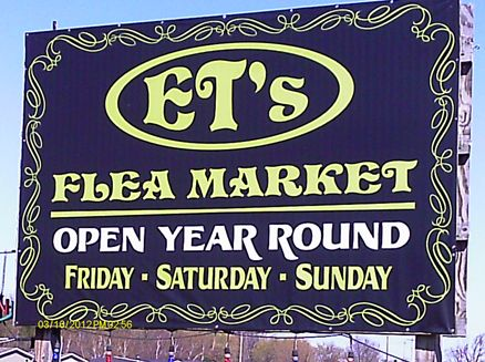Image for ET's Flea Market