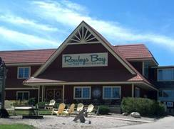 Image for Rowleys Bay Restaurant at Rowleys Bay Resort