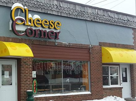 Image for The Cheese Corner