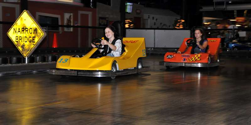 Action City GoKarts