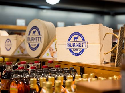 Image for Burnett Dairy Cooperative Cheese Store