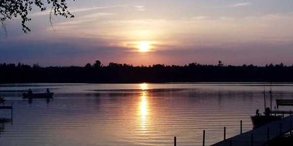 We're located on the beautiful Lake of the Pines in southern Sawyer County...