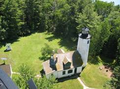 Image for Michigan Island Lighthouse