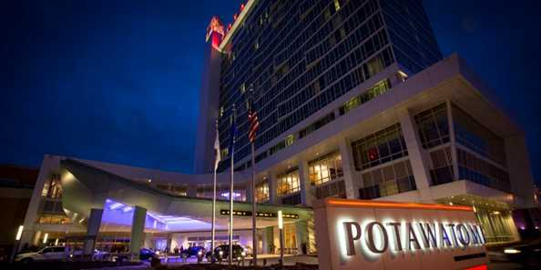 Potawatomi Hotel & Casino | Travel Wisconsin