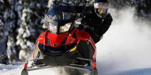 Adventure North Snowmobile Tours