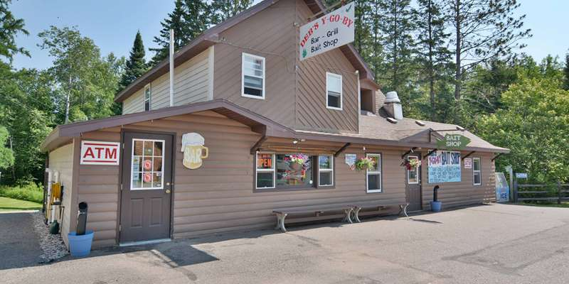 Deb's Y-Go-By in Clam Lake, Wisconsin