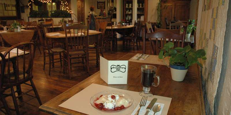 Cream & Crepe  is known for their delicious savory and dessert crepes.