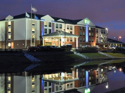 Image for Holiday Inn Express Hotel & Suites
