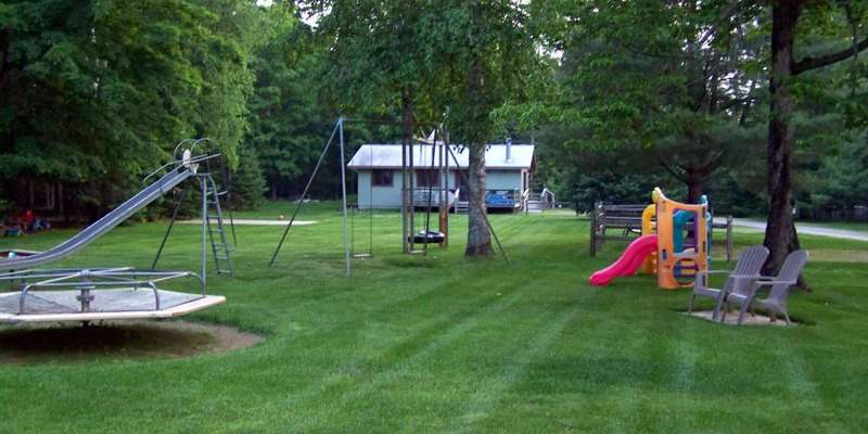 Ritter Cottage Rentals-Playground