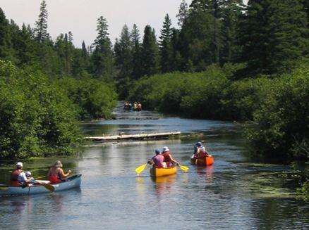 Image for Brule River State Forest