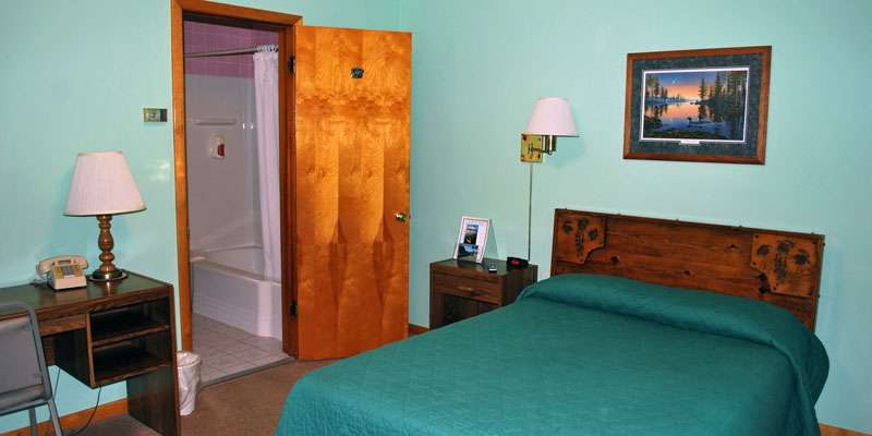 NorthWoods Rest Motel-Single Room