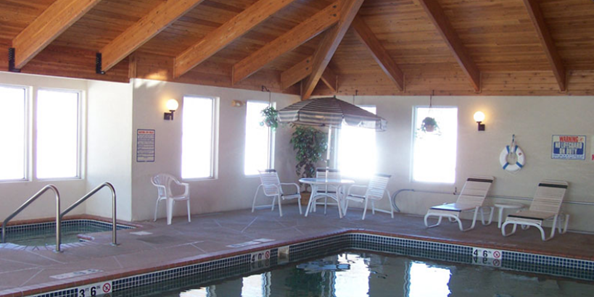 """Excellent value given that it had a nice indoor pool and whirlpool."" Scott H  Madison, WI"