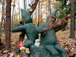 Image for James Tellen Woodland Sculpture Garden