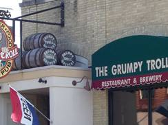 Image for Grumpy Troll Brewery, Restaurant and Pizzeria