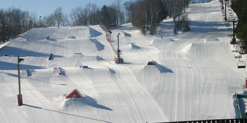Tyrol Basin Ski Amp Snowboard Area Travel Wisconsin
