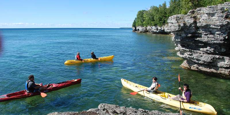 Door County Kayak Tour