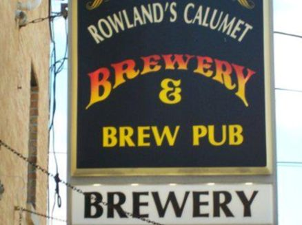 Image for Rowland's Calumet Brewery & Brew Pub
