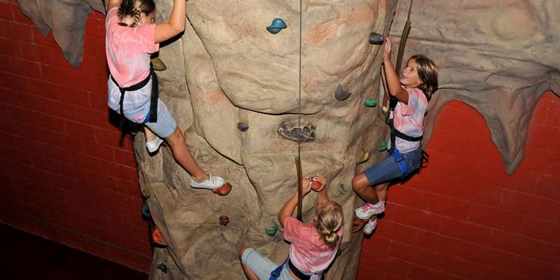 Action City Climbing Wall