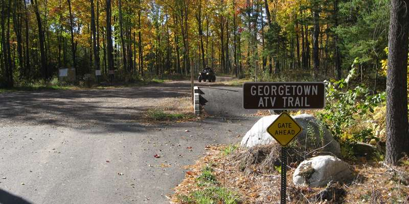 Georgetown Trail courtesy of Jim Brost