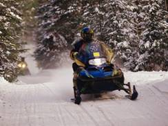 Image for Where the Snow Goes Snowmobile Tour