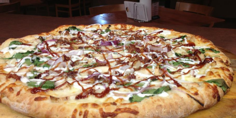 """Awesome & unique pizza""  Bev P Tripadvisor.com"