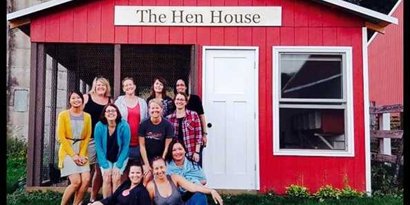 The Hen House is great.