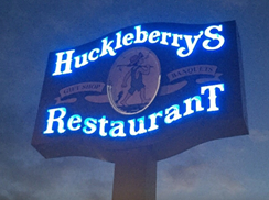 Image for Huckleberry's Restaurant