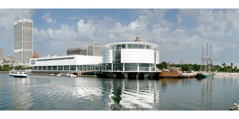 Discovery World - located along Milwaukee's beautiful lakefront.