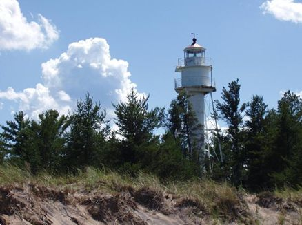 Image for La Pointe Lighthouse