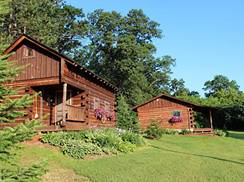 Image for Grapevine Log Cabins B&B