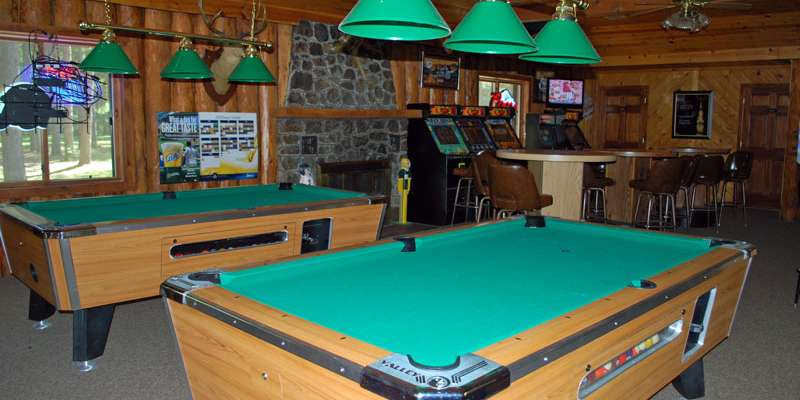 The Timbers Bar & Grill-Pool Room