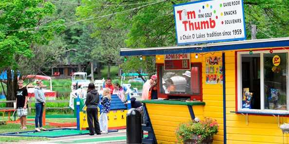 Tom Thumb Miniature Golf