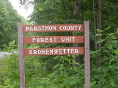 Image for Kronenwetter Forest Unit