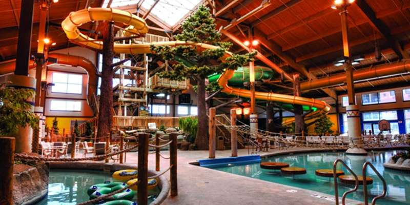 Timber Ridge Resort Waterpark