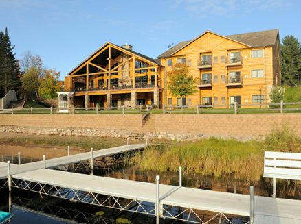 Image for Waubee Lake Lodge