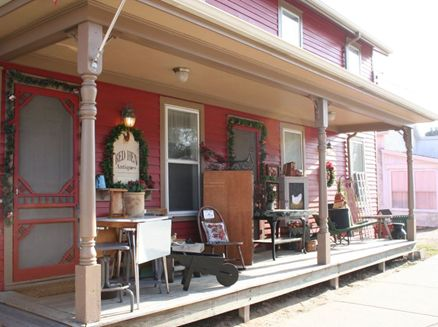 Image for Red Hen Antiques