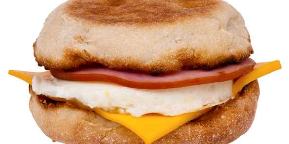 An Egg McMuffin is a great way to start your day.