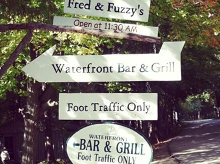 Image for Fred & Fuzzy's Waterfront Bar & Grill