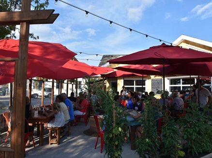 Image for Wild Tomato Wood-Fired Pizza & Grille