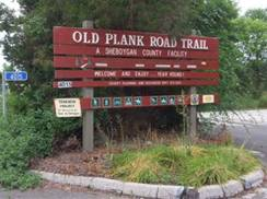 Image for Old Plank Road Trail