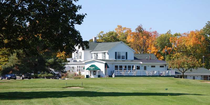 The golf season begins in early April and plays through the beautiful autumn.