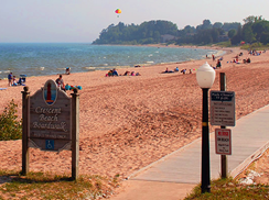 Image for Crescent Beach and Boardwalk