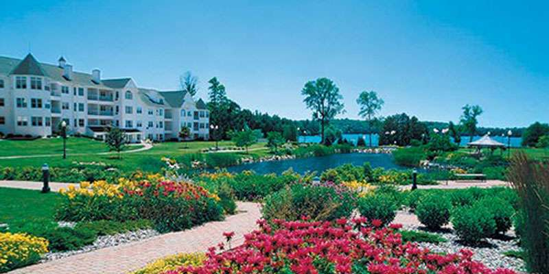 The Osthoff Resort is a AAA Four Diamond premier vacation destination