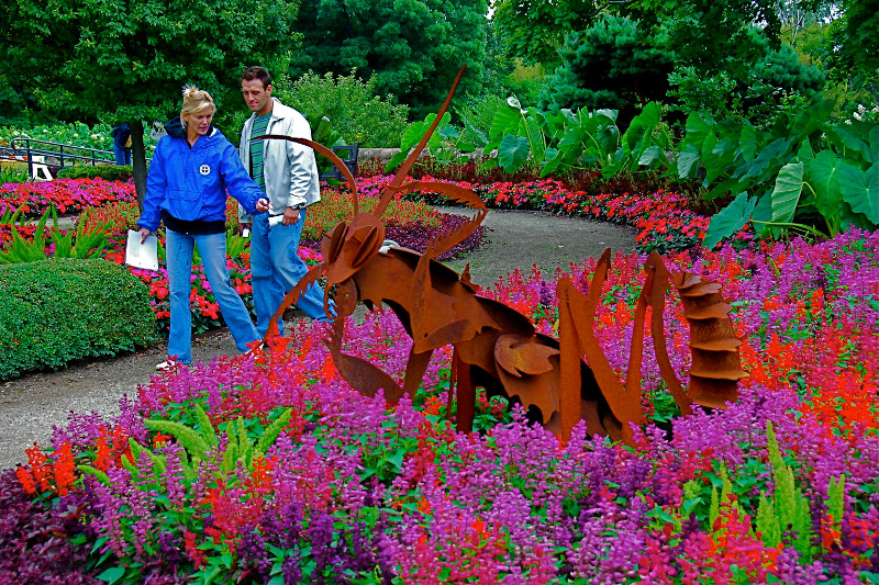 Boerner Botanical Gardens Travel Wisconsin