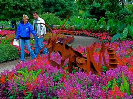 Image for Boerner Botanical Gardens