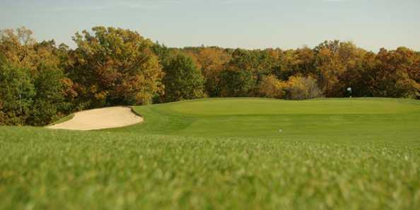 Come play one of our 2 golf courses.