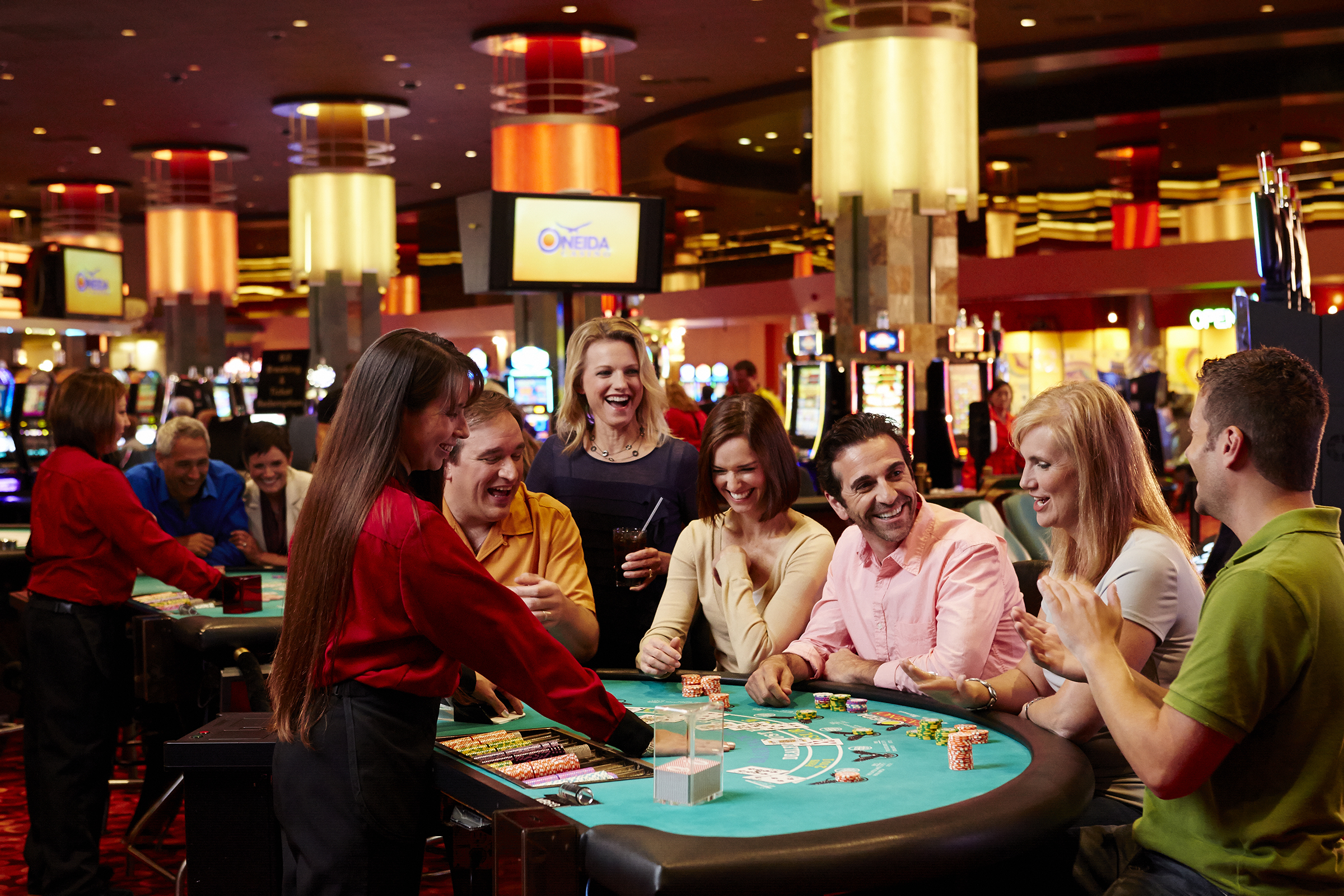 Oneida Casino Gold Club Benefits